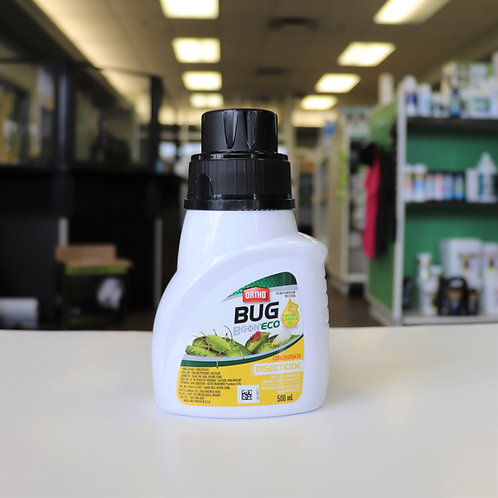 Bug BGonEco Insecticide with Canola Oil