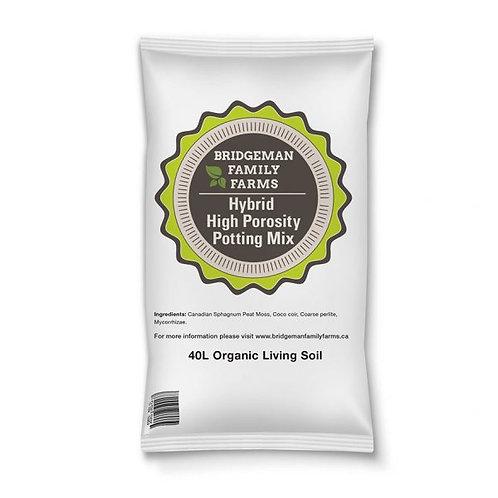 Bridgeman Farms Hybrid High Porosity Potting Mix 40L
