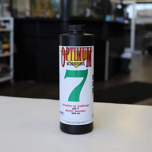 Optimum Hydroponix pH 7 Calibration Solution 500ml