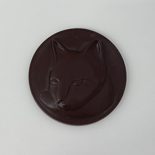Cat Medallion