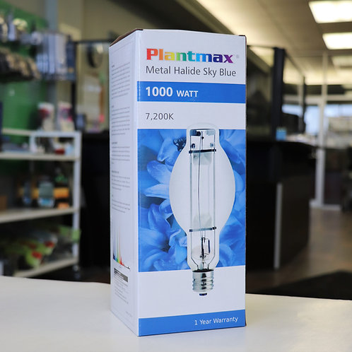 Plantmax MH Bulb 1000W 7200K