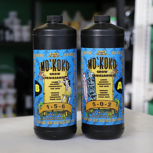 Mo'Koko Grow A&B