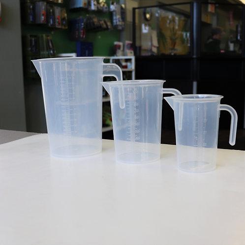 Clear Plastic Measuring Cup/Jug