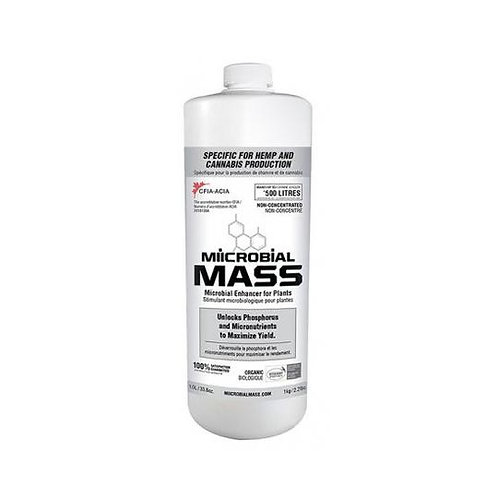 Miicrobial Mass Concentrate