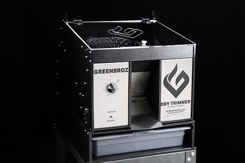 Green Broz 215 Dry Trimmer