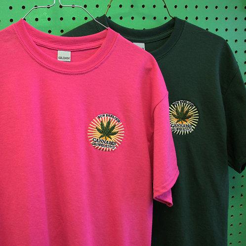 Sun Parlour Cannabis T-Shirt