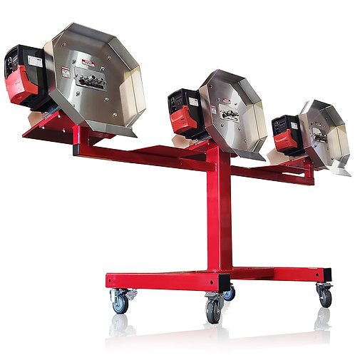 CenturionPro HP3 - Triple High Performance Bucker