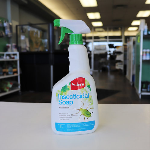 Safers Insecticidal Soap 1L