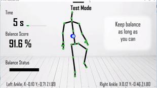 Kinect Exergame (2016)