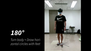 User-Defined Walking-in-Place Gestures for VR Locomotion (2020-2021)