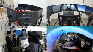 Construction of the Flight Simulator Cockpit(2018-2019)