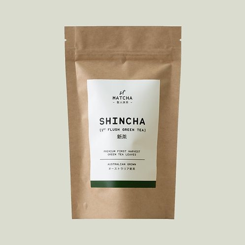 St Matcha Shincha Green Tea