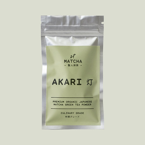St Matcha Organic Matcha Green Tea Powder | AKARI