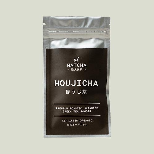 Organic Hojicha Powder by St Matcha