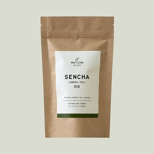 St Matcha Sencha Green Tea