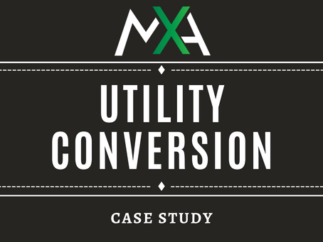 Success Study - Utility Conversion