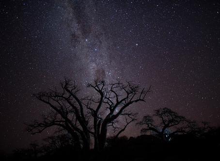 Lekhubu Island, nachtfotografie...