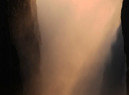 Langs de Zambezi....