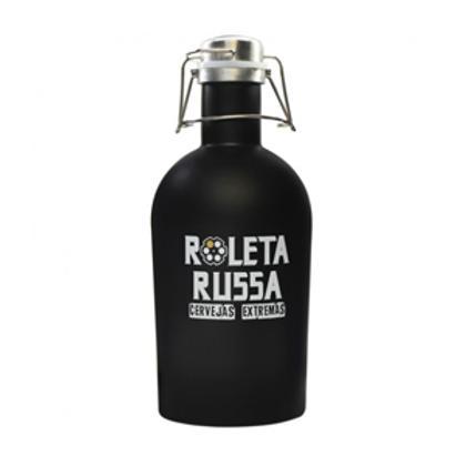 Growler Roleta Russa 2L | Inox