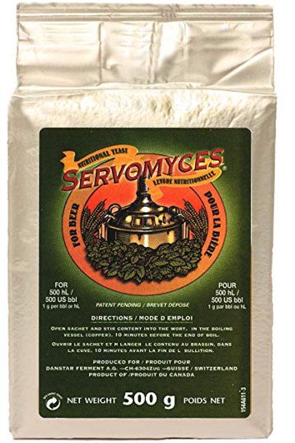 Servomyces capsulas