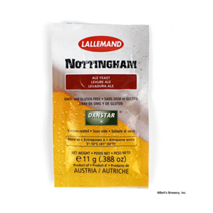Fermento Lallemand Nottingham 11g (ALTA)