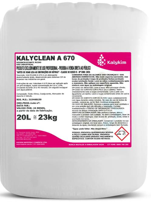 KalyClean A 670
