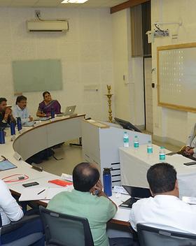 IIMB classroom