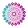 —Pngtree—colorful mandala design ornamen