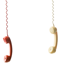 image showing telephones