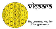 Visaara learning hub logo