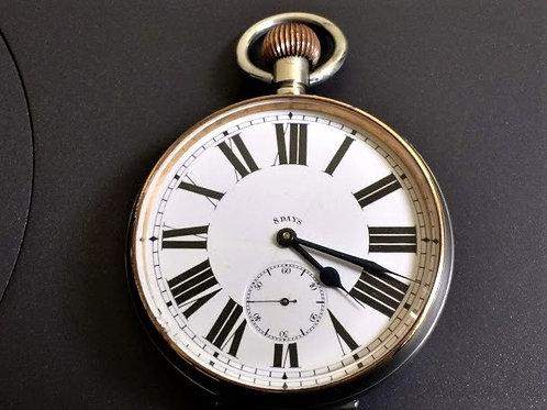 Swiss Goliath antique pocket watch