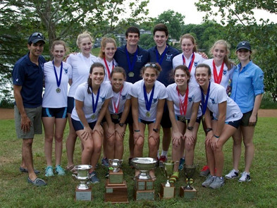 Team Celebrates Five 2015 State Championship Titles