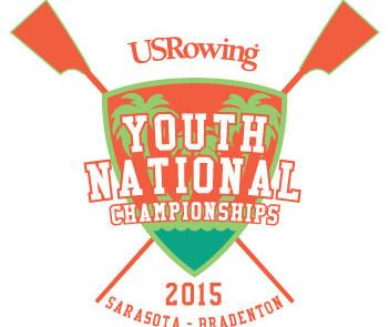 Success at 2015 USRowing Youth National Championships