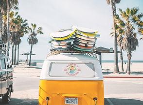 캘리포니아 버스