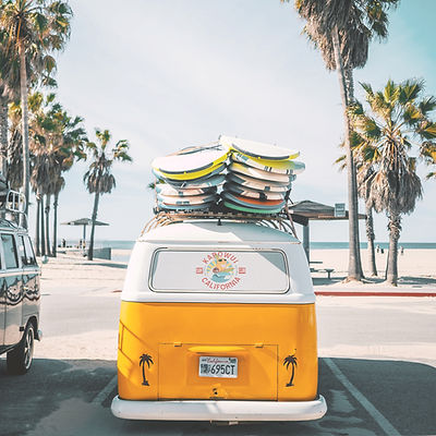 California автобус