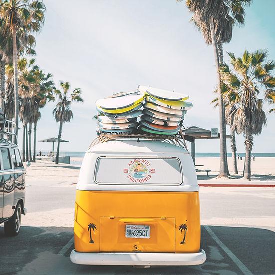 カリフォルニアバス