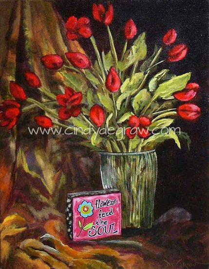 Soulful Flowers