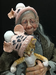 Nana & the Crabby Tabby