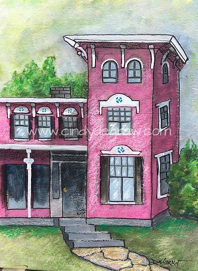 Laura Huntington House