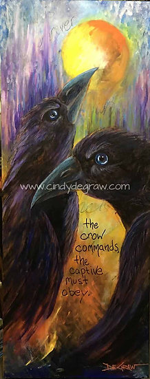 The Crow Commands