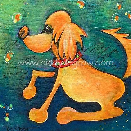 Yellow Doggie