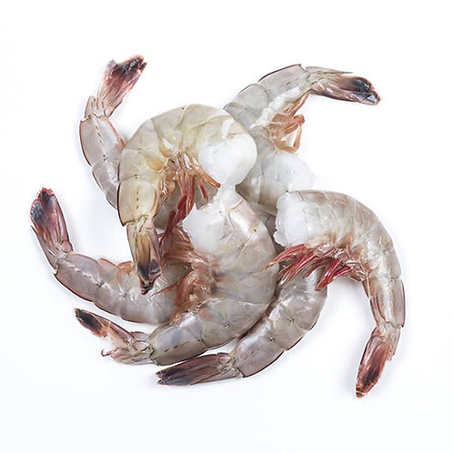 Gulf Shrimp - No Heads!! - Frozen on ship - Wild caught in Texas waters
