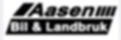 Aasen Bil og Landbruk AS logo.png