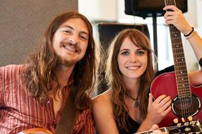 Cassidy Rain and Bryan Schroeder