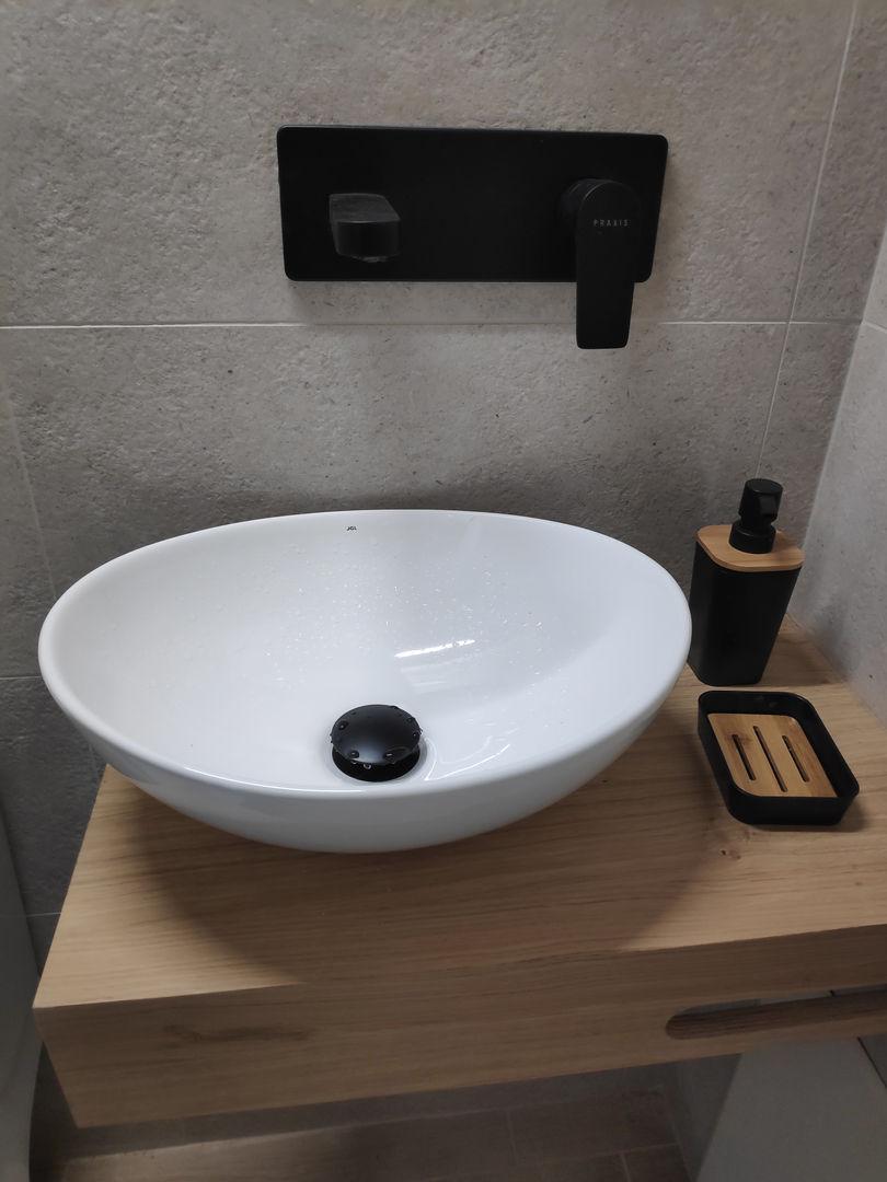 Νιπτήρας wc