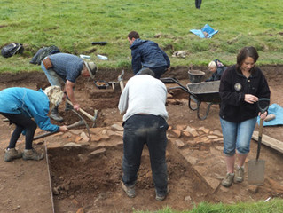 Archaeological Survey starting Monday 15th January