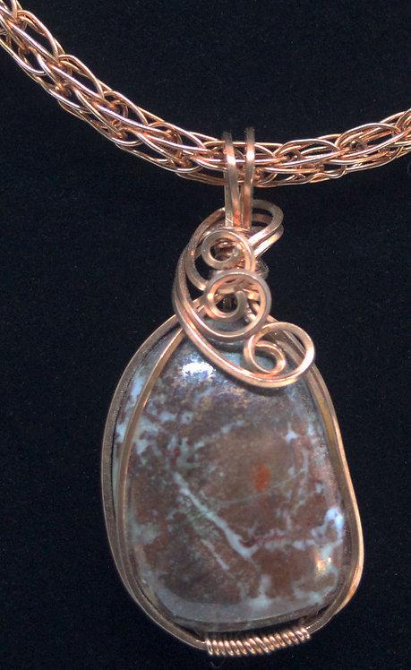 Native Copper Pendant