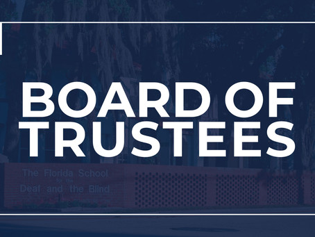 Governor DeSantis Appoints Two to the FSDB Board of Trustees
