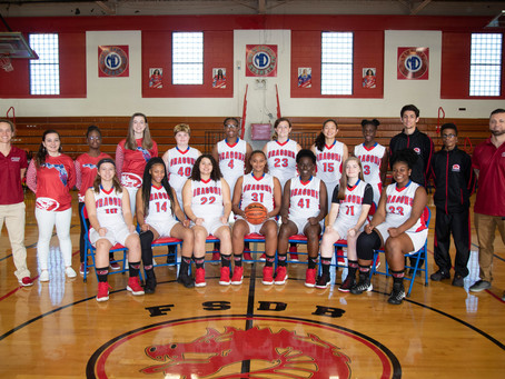 FSDB Basketball and Cheerleading to Compete in Clerc Classic