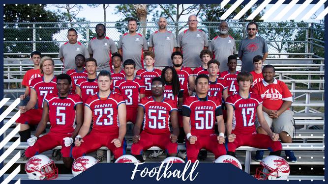 Football Team Photo